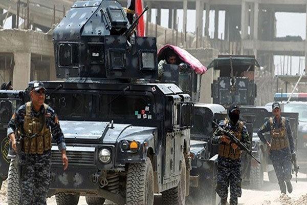 حمله خمپاره ای به مقر نیروهای پلیس در کرکوک