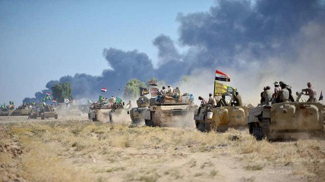 کشته شدن 12 داعشی در الانبار و صلاح الدین عراق