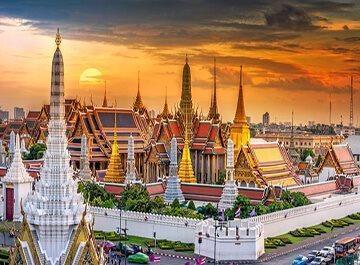 جاذبه های گردشگری بانکوک و لذت بودن در آب و هوای آسیایی