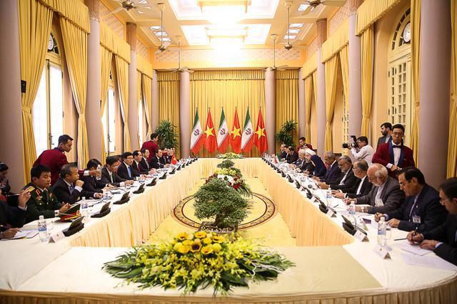 روابط ایران و ویتنام به مرحله تازه ای از توسعه وارد می گردد