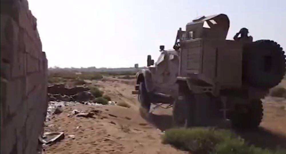 خروج نیروهای نظامی و خدماتی امارات از عدن