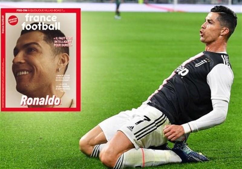 رونالدو: اگر می توانستم فقط در لیگ قهرمانان و برای تیم ملی پرتغال بازی می کردم، استعداد بدون کوشش هیچ ارزشی ندارد