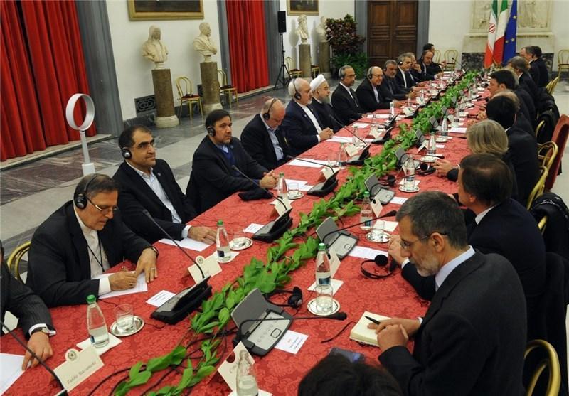 امضای یادداشت تفاهم ایران با سایپم ایتالیا برای توسعه 2 پالایشگاه