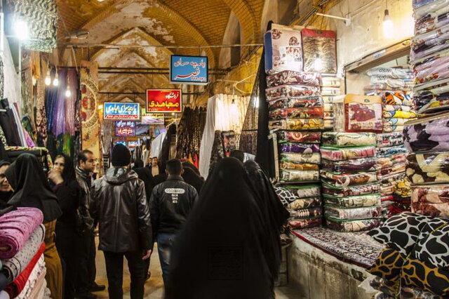 اتمام مرمت بازار تاریخی جهرم تا خاتمه سال جاری