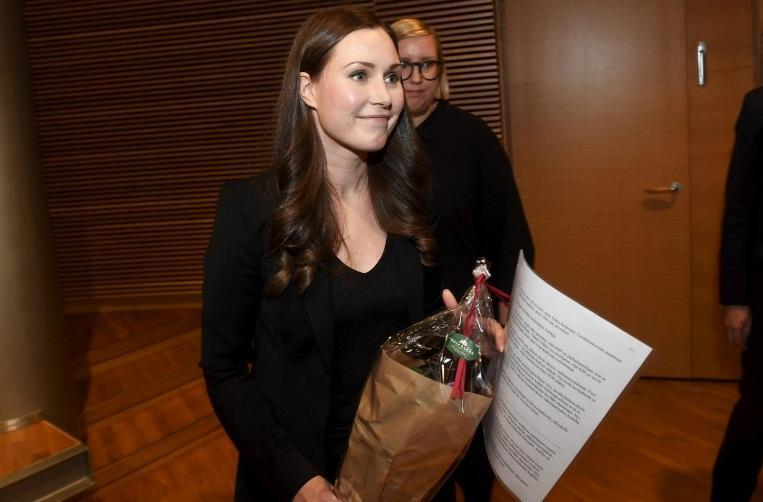 فنلاند؛ استعفای نخست وزیر بعد از اعتصاب 2 هفته ای ، نخست وزیر جدید: یک خانم 34 ساله (