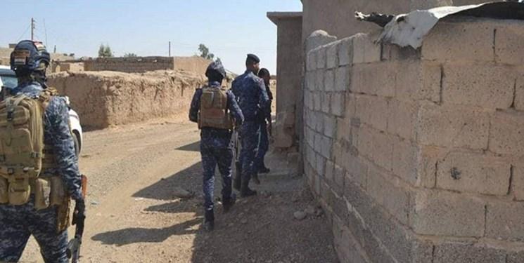پاکسازی 52 روستا و کشف سه موشک داعش در جنوب کرکوک