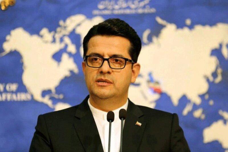 شرح موسوی درباره مصاحبه پخش شده از ظریف در شبکه اینترنشنال