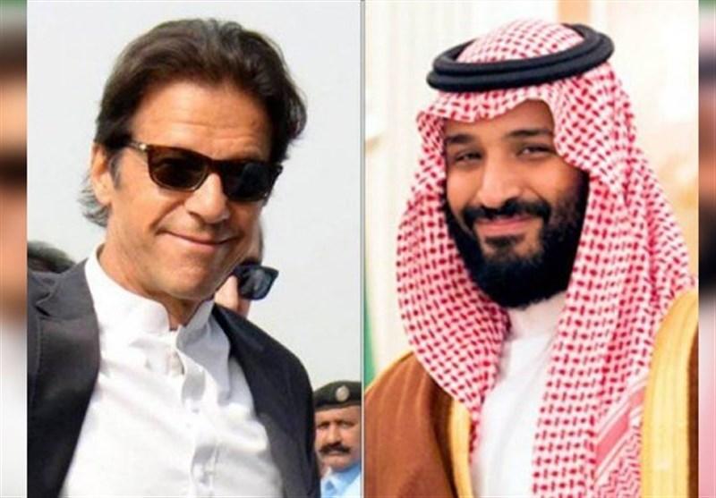 عربستان، چهارمین سفر نخست وزیر پاکستان به ریاض، عمران خان با بن سلمان ملاقات کرد