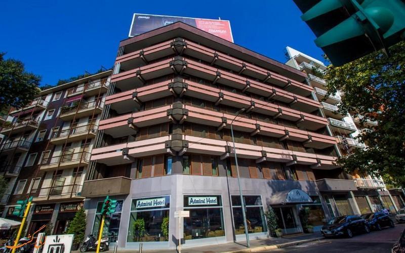 معرفی هتل ادمیرال میلان ، 4 ستاره