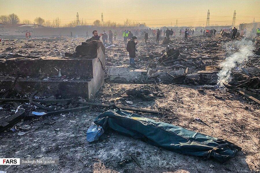 حکایت زنده ماندن تنها مسافر به جا مانده از پرواز هواپیمای اوکراین