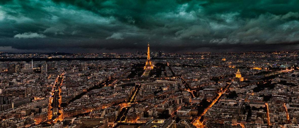 گردش 24 ساعته؛ پاریس