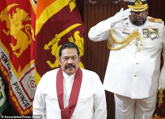سریلانکا از قطعنامه سازمان ملل درباره جرایم جنگی خارج می گردد