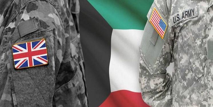 تدابیر شدید امنیتی در 11 پایگاه آمریکا و انگلیس در کویت