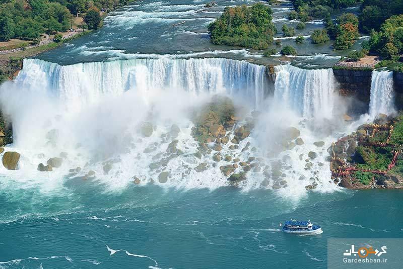 آشنایی کامل با آبشار نیاگارا