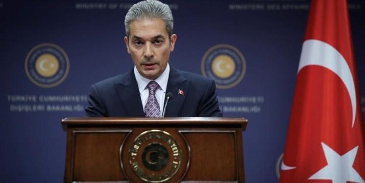 ترکیه ادعای مزاحمت برای بالگرد وزیر دفاع یونان را رد کرد
