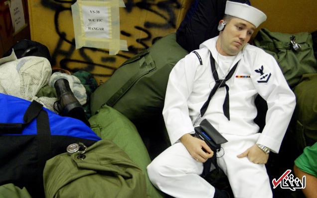 درخواست ارتش آمریکا از سربازان برای مبارزه با شیوع کرونا: پاسخ به ایمیل های گروهی و استفاده از سرویس های ویدئویی آنلاین را متوقف کنید