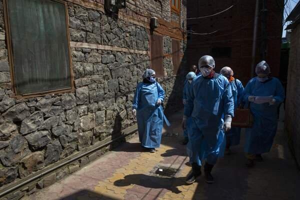 شمار قربانیان ویروس کووید- 19 در ایتالیا از مرز 10،000 تن گذشت