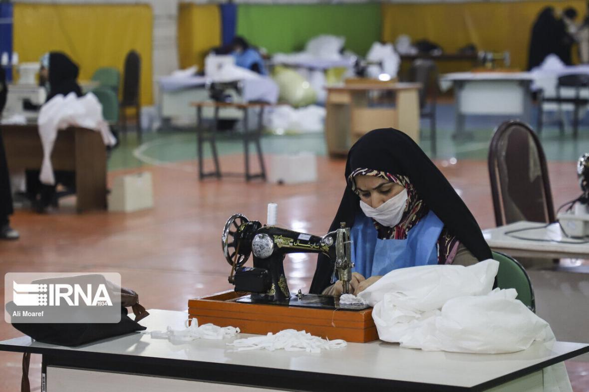 خبرنگاران یاریگران سلامت در سنگر مدرسه