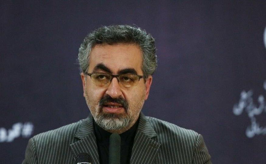 از هر 11 نفری که در ایران فوت می کند یک نفر به دلیل کرونا است