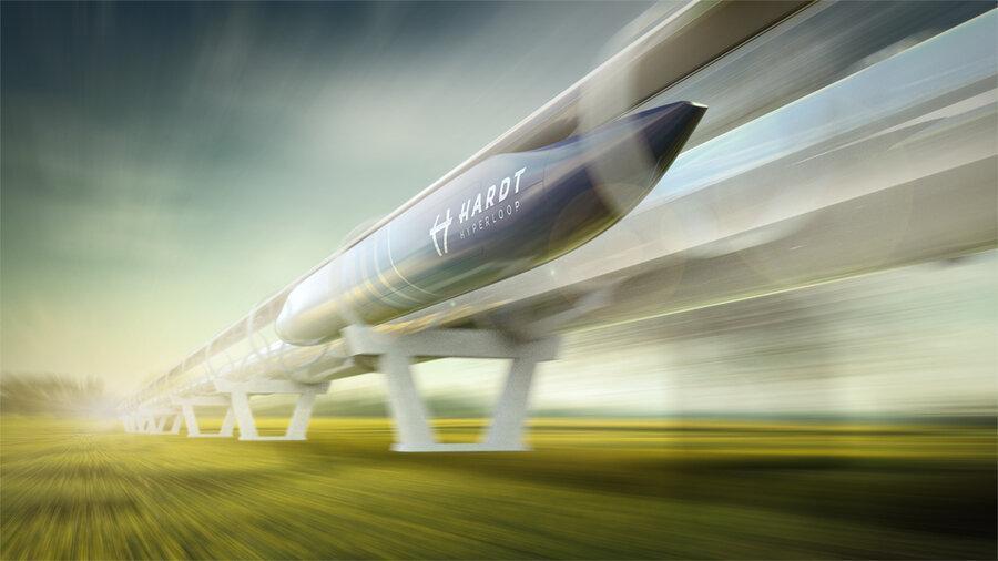 پاریس تا آمستردام در90 دقیقه ، هایپرلوپ آینده سفرهای بین المللی است؟