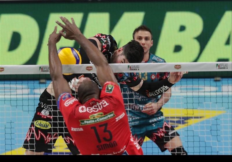 برگزاری سوپرکاپ والیبال ایتالیا در فضای باز و بدون حضور تماشاگر