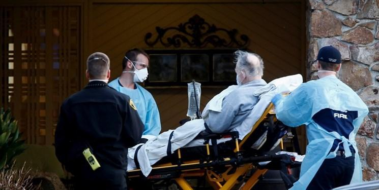 قربانیان کرونا در آمریکا به مرز 61 هزار نفر رسید