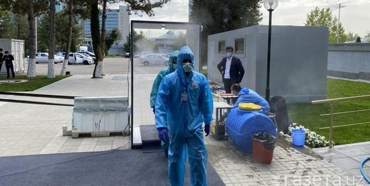 شمار مبتلایان به کرونا در ازبکستان به 2217 نفر رسید