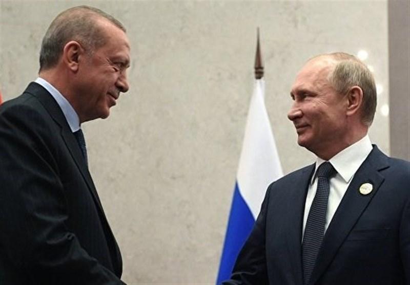 گفتگوی تلفنی پوتین و اردوغان درباره اوضاع لیبی و سوریه