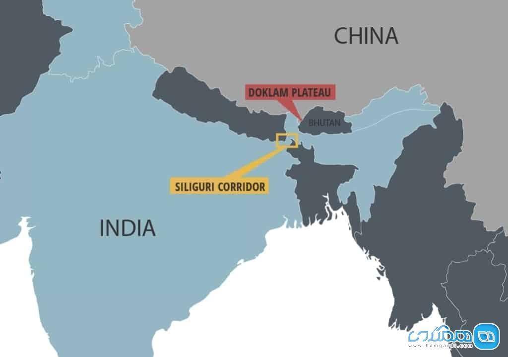 با عجیب ترین مرزهای آسیا، قاره کهن آشنا شویم