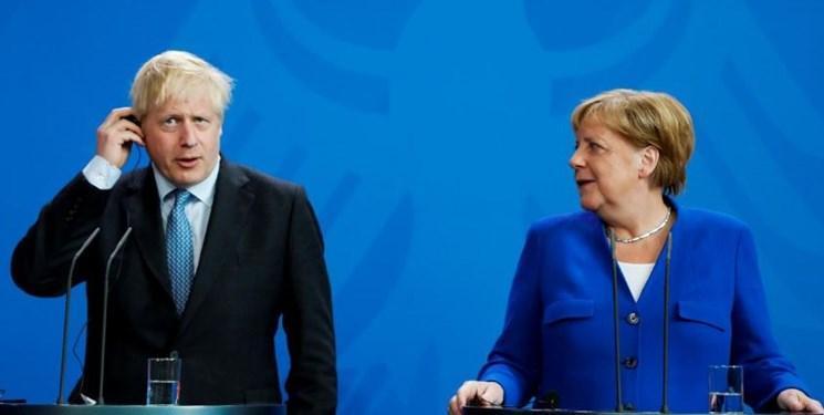 مرکل: مذاکرات اتحادیه اروپا و بریتانیا پیشرفت بسیار کمی داشته اند