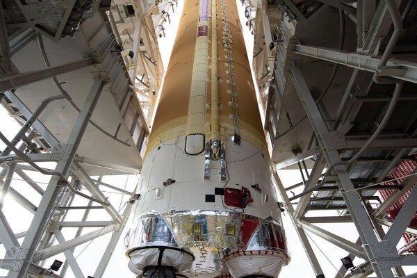 آزمایش موشک غول پیکر ناسا فردا انجام می گردد