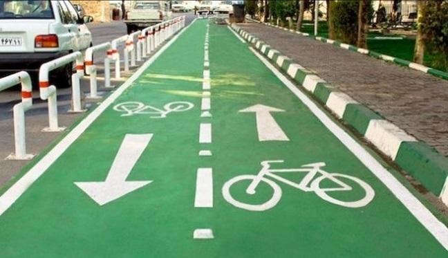 احداث 7 هزارمتر جهت حمل و نقل سبز در قلب خیابان های منطقه هفت