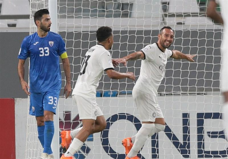 لیگ ستارگان قطر، شکست پُرگل یاران منتظری برابر السد