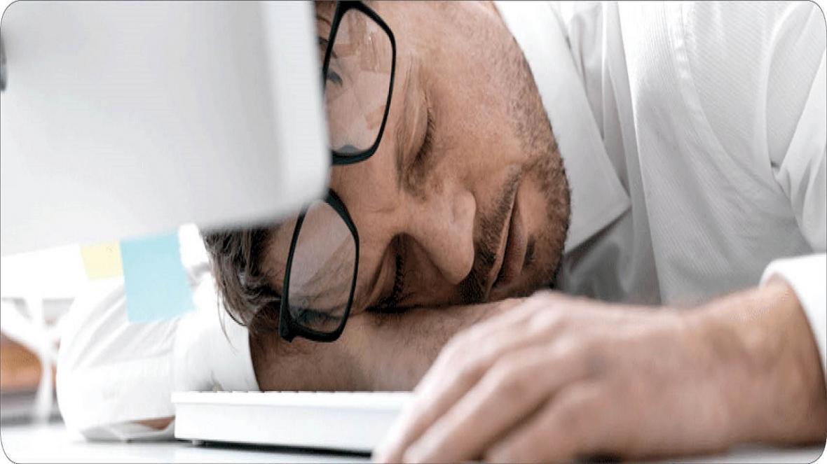 سندروم خستگی مزمن از علایم تا پیشنهاد های درمانی