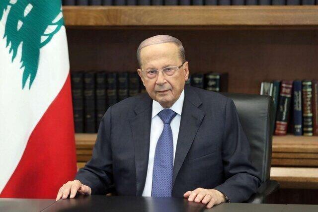 میشل عون: انفجار بیروت موجب برطرف شدن تحریم لبنان شد ، درخواست مقامات لبنان از مکرون چه بود؟