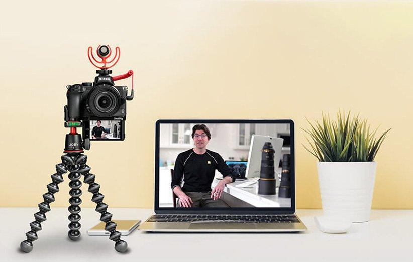حالا می توانید از دوربین نیکون خود به عنوان وب کم بهره ببرید