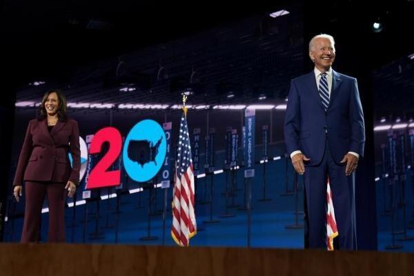 جو بایدن نامزدی حزب دموکرات در انتخابات 2020 آمریکا را پذیرفت