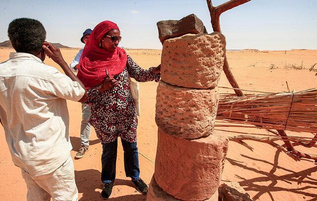 نابودی محوطه های تاریخی سودان توسط جویندگان طلا