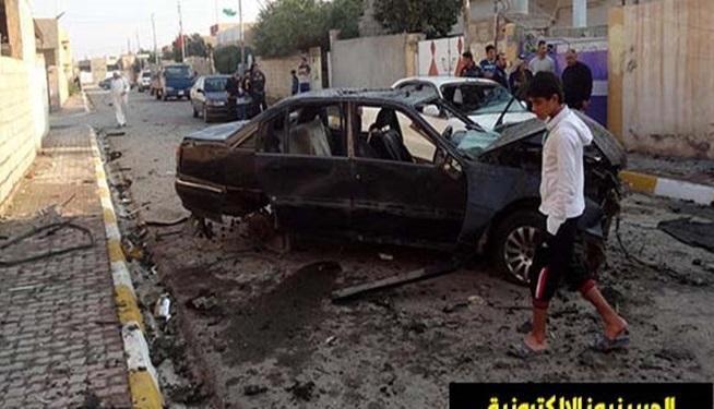 زخمی شدن 4 نفر در انفجار تروریستی در موکب حسینی در عراق
