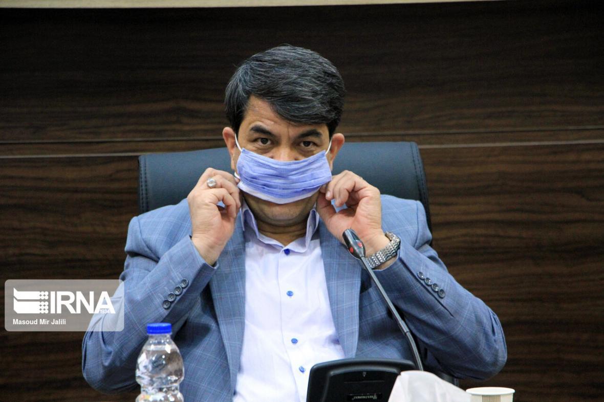 خبرنگاران استاندار یزد: نگران شیوع بیشتر کرونا و آنفلوآنزا در پاییز هستیم