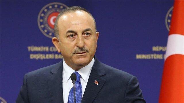 چاووش اوغلو: در کنار جمهوری آذربایجان هستیم