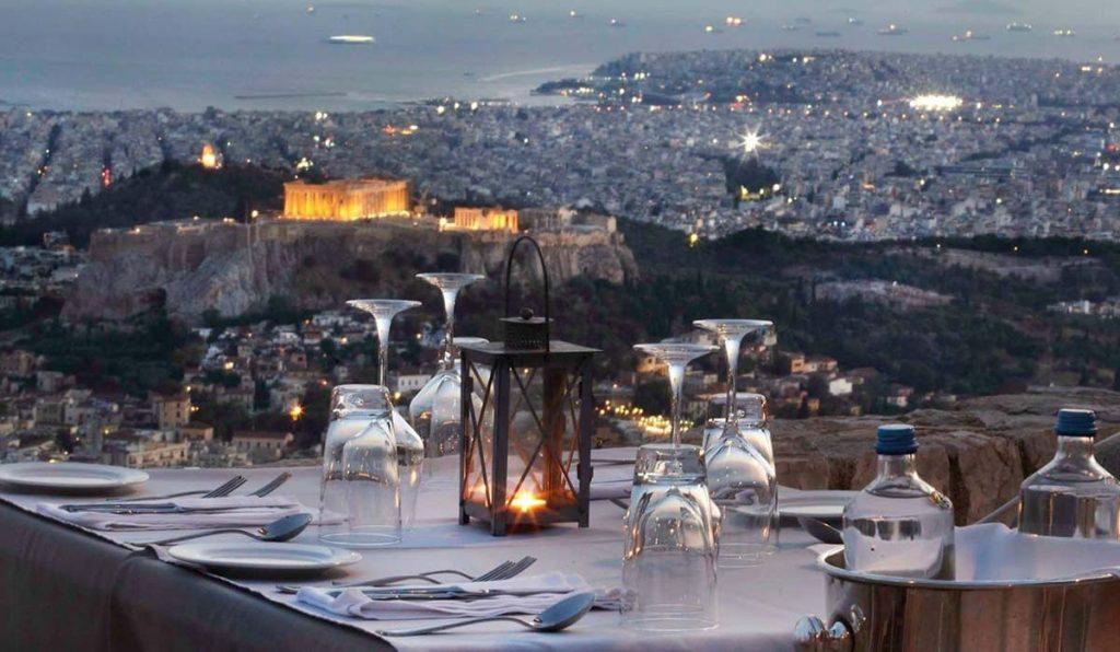 بهترین رستوران های آتن پایتخت یونان