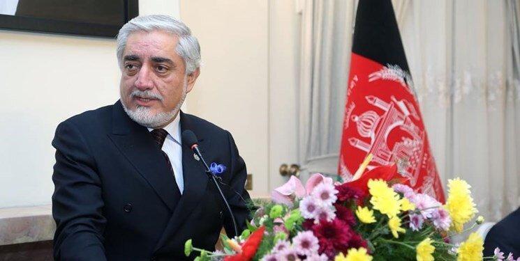 عبدالله: حمایت ایران از فرایند صلح به رهبری افغان ها برجسته است