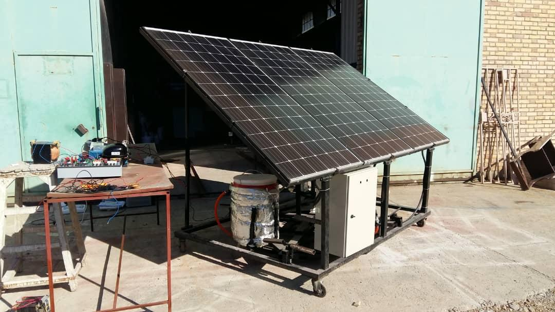 پژوهشگران دانشگاه اراک آب شیرین کن های خورشیدی توسعه یافته را طراحی کردند