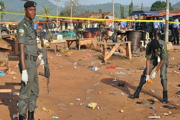 5 نفر در یک انفجار انتحاری در نیجریه کشته و زخمی شدند