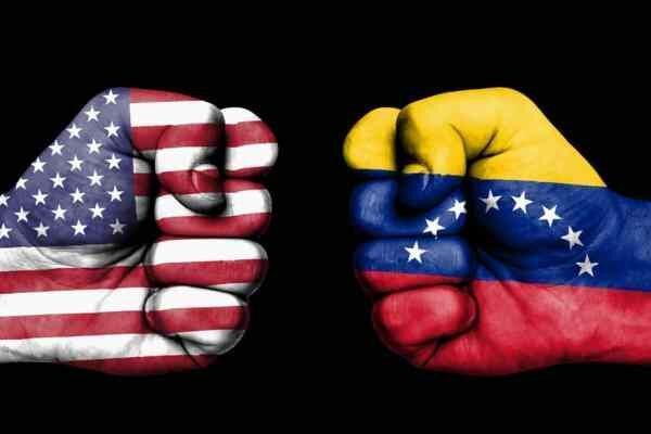 تحریم های جدید آمریکا علیه افراد و نهادهای مرتبط با دولت ونزوئلا
