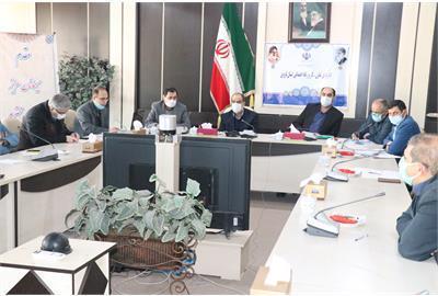 جلسه کمیته فرهنگی و پیشگیری ستاد مبارزه با مواد مخدر استان قزوین برگزار شد