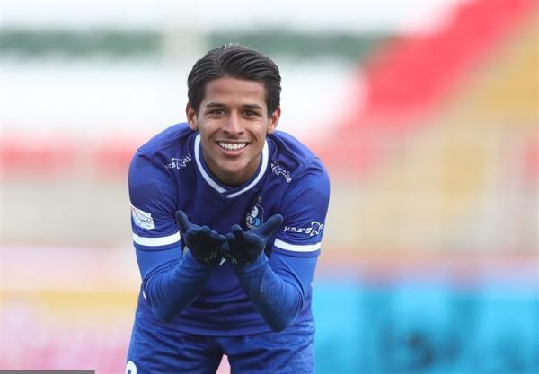 قایدی بالاتر از عبدی، بهترین بازیکن جوان آسیا در سال 2020 شد