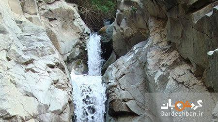 آبشار ایگُل؛ یکی از جذاب ترین دیدنی های تهران، عکس