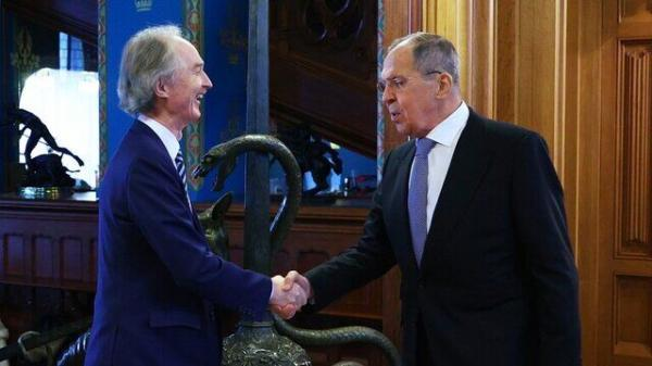 خبرنگاران گفت و گوی روسیه و سازمان ملل درباره حل مسائل سوریه
